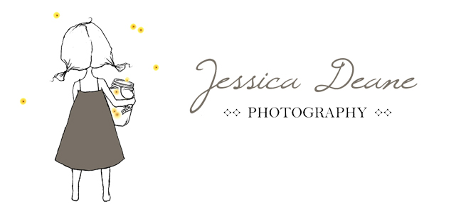 Jessica Deane Photography logo